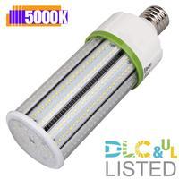 100W LED Corn Light Bulb Mogul E39 5000K 12000Lumens Commercial Led Corn Cob Light Bulb for Garage Warehouse High Bay Workshop