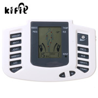 KIFIT Professional Digital Electronic Putse Massager Physiotherapy Instrument Meridian Acupuncture Health Care Tool