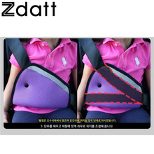 1pcs Car Seatbelt Child Safety Seat Belt Automatic Adjust Device Protective Positioner Baby Safe Belt Cover Children