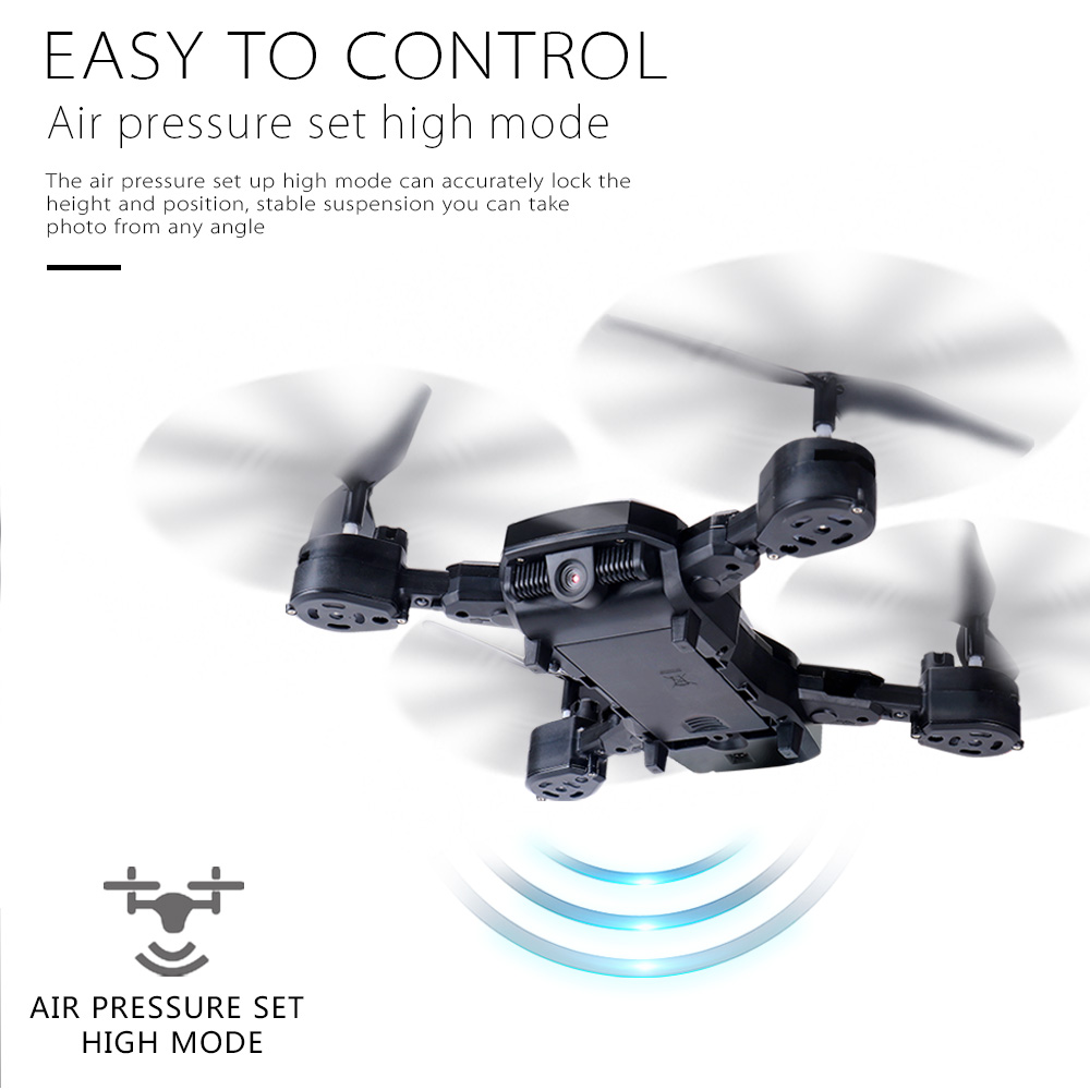 Image 3 - RC Airplanes LF609 Wifi FPV Drone Quadcopter with 0.3MP/2.0MP Camera Battery kid toy Grownups gift 8 11 Years remote controller-in RC Airplanes from Toys & Hobbies