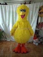 2017 hot new troopial cartoon mascot costume High quality bird mascot costume Mascotte Mascota clothing free shipping