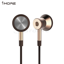 Original 1More EO303 metal Piston Earphone In-Ear HiFi earbud with remote mic for Xiaomi samsung Android phone pc mp3 apple