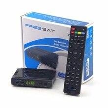 Freesat V7 HD Спутниковые ТВ-Приемником DVB-S2 1080 P Поддержка USB Wi-Fi Set Top Box Спутниковый Ресивер