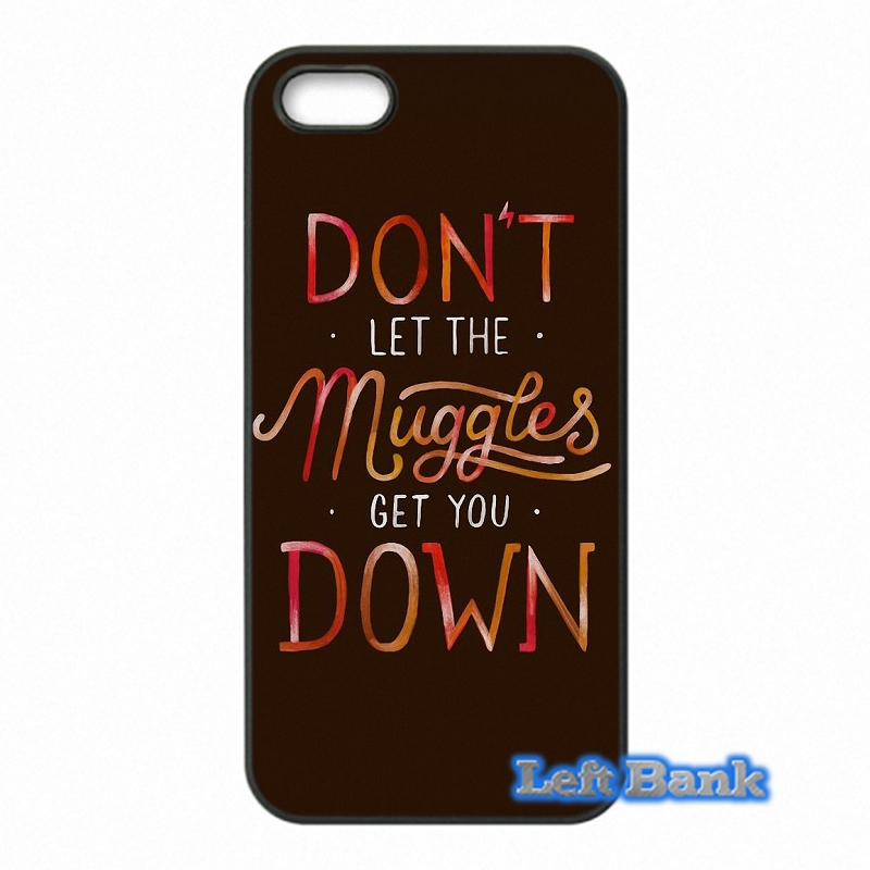 For Sony Xperia M2 M4 M5 C C3 C4 C5 T3 E4 Z Z1 Z2 Z3 Z3 Z4 Z5 Compact Harry Potter Dont Let The Muggles Case Cover