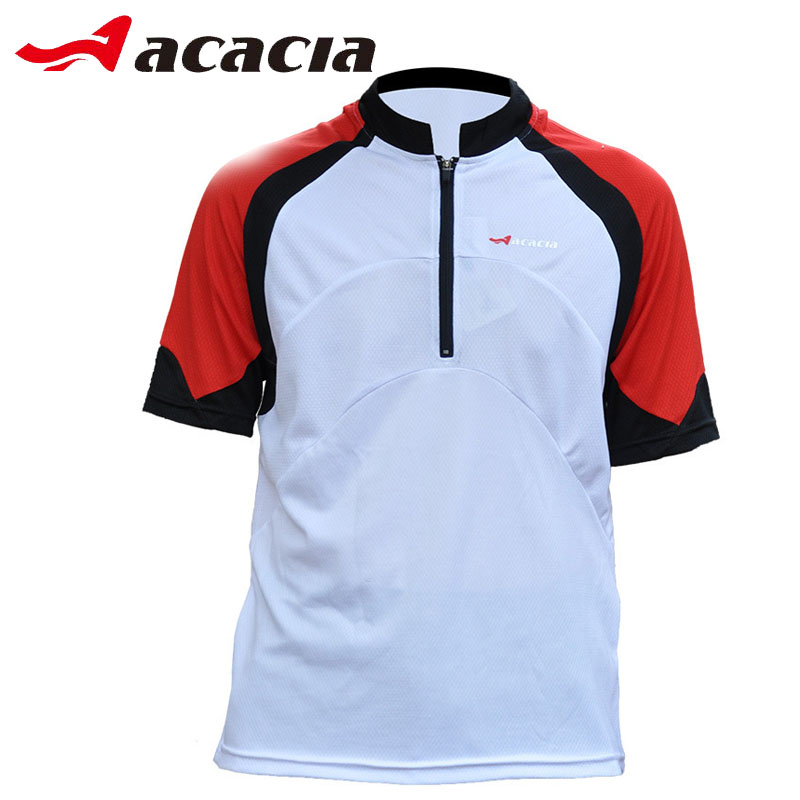 Quick-dry Bicycle Short Sleeve For Men Cycling Jersey Cool Summer <font><b>Bike</b></font> Shirt Clothes Breathable Top Shirt <font><b>Bike</b></font> Wear <font><b>Equipment</b></font> image