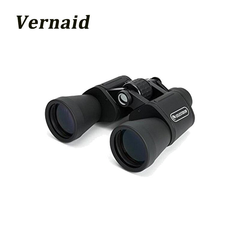 Celestron UpClose G2 10x50 Porro Binocular portable High-Power Multi-Coated optics for Hunting Hiking Camping Travel celestron upclose g2 10x50 c71256