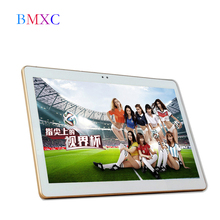 Original BMXC tablet 10.1 inch Quad Core Android 7.0 3G smartphone Tablets16G ROM 1280*800 IPS WIFI bluetooth GPS tablet 10 inch
