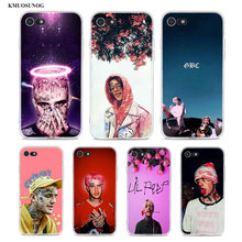 Transparent Soft Silicone Phone Case XxxTentacion Lil Peep Bo for iPhone XS X XR Max 8 7 6 6S Plus 5 5S SE