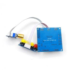 Image 5 - XH A231 TF Bluetooth Digitale Versterker 15 W + 15 W stero audio versterker Met volumeregeling DC 12 24 V