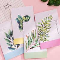 1 pc/lot mignon corée peinture série plante dessin animé ananas Fruit Journal Journal agenda petit cahier étudiant fournitures enfant cadeau