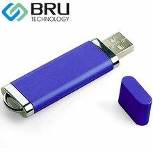 1 GB 2 GB 4 GB Real Capacidade USB Flash Drive para o Presente plástico Pen Drive U Disk Memory Stick OEM Impressão Personalizada logotipo