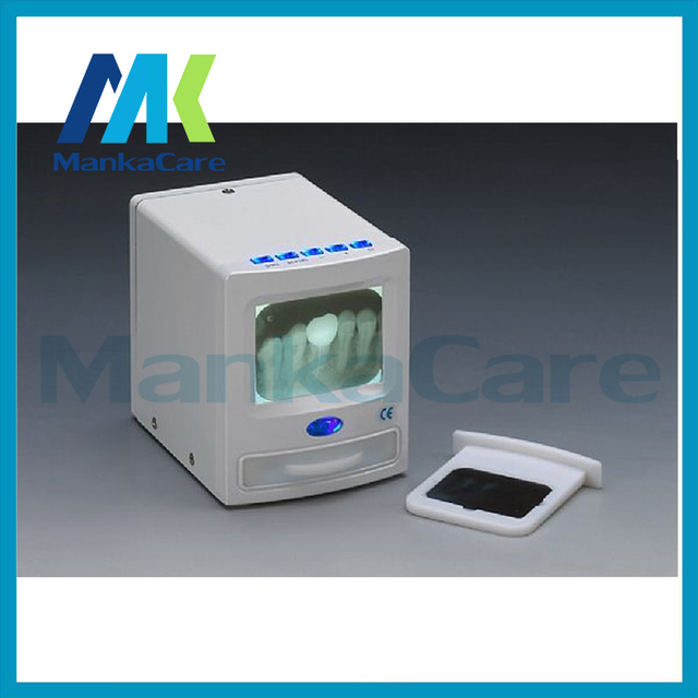 Free shipping Dental X-Ray Film Viewer Digitizer Scanner USB reader New arriving US Digital Image with Monitor