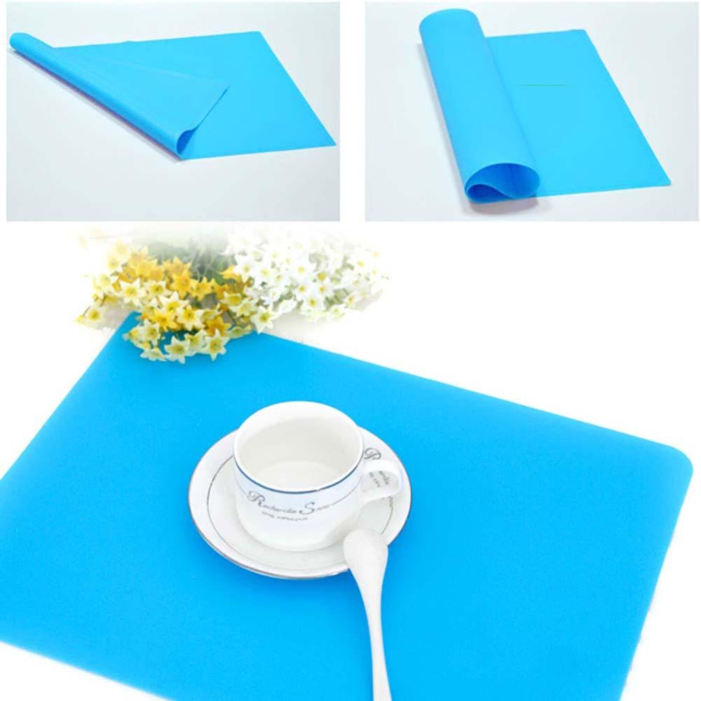 30*40cm Rolling Pastry Bread Bakeware Non Stick Silicone Baking Mat ...