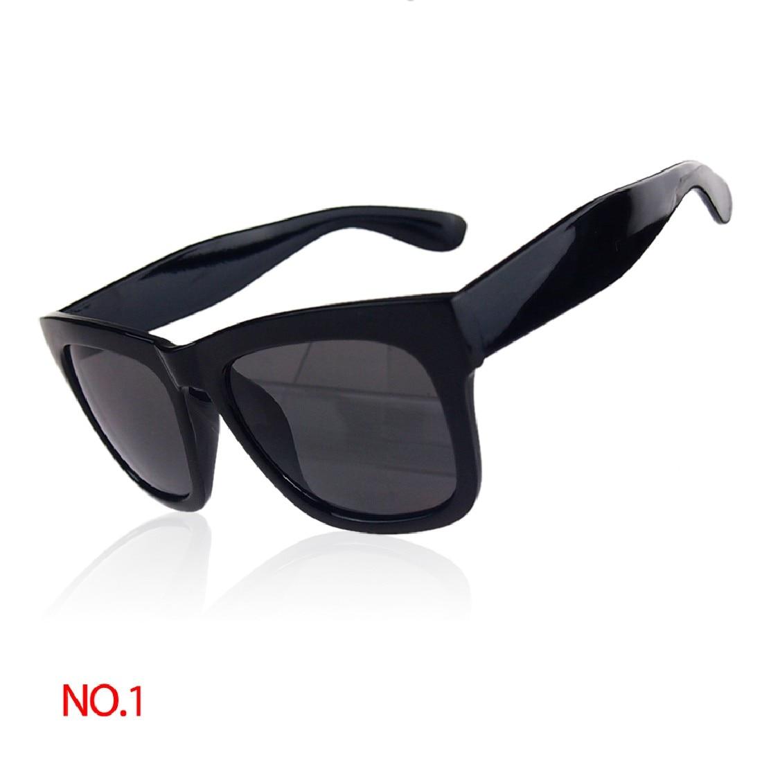 Grueso gran marco gafas de sol gafas moda vintage retro regalo ...