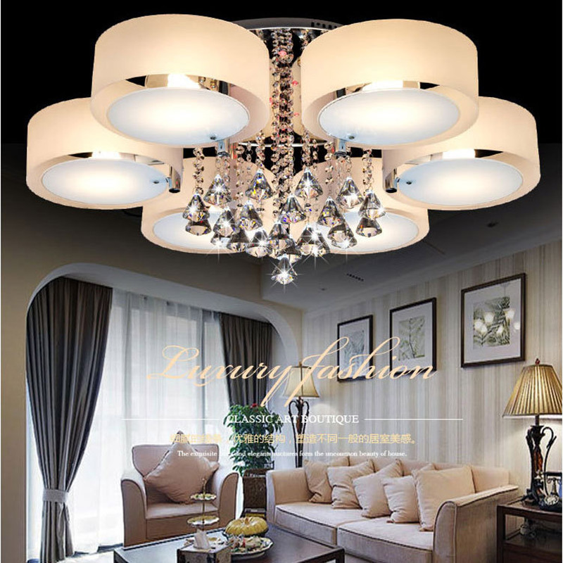 Chandeliers Lamp Modern Led Crystal Chandeliers For
