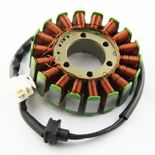 цена на Motorcycle Ignition Magneto Stator Coil for SUZUKI GSR400 2006-2010 Magneto Engine Stator Generator Coil