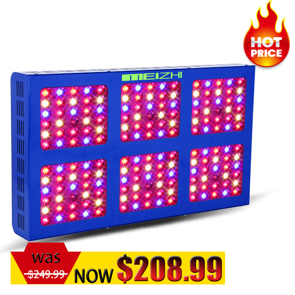 Meizhi Reflector Led 900w Grow Light Hydroponics Systems
