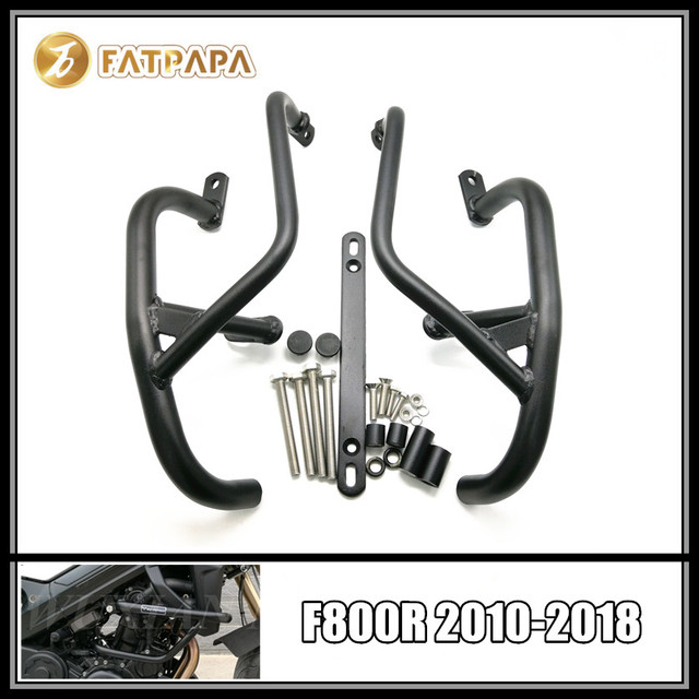 Motorcycle Engine Protector Bumper Stainless Steel For Bmw F800r