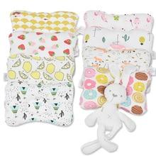 Подушка для младенца, подушка для защиты головы младенца, детское постельное белье, подушка для кормления малыша, позиционер для сна, предотвращает плоскую голову