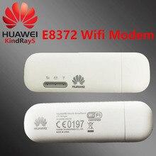 Разблокированный Huawei e8372 4g ключ android автомобильный 4G LTE Wifi модем wifi usb кабель lte usb модем Wi-Fi e8372h-153 4g модем беспроводной