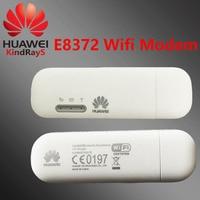 Débloqué Huawei e8372 4g wifi dongle 4G LTE Wifi Modem wifi usb câble lte usb modem 4g wi-fi e8372h-153 pk e3372 e3276
