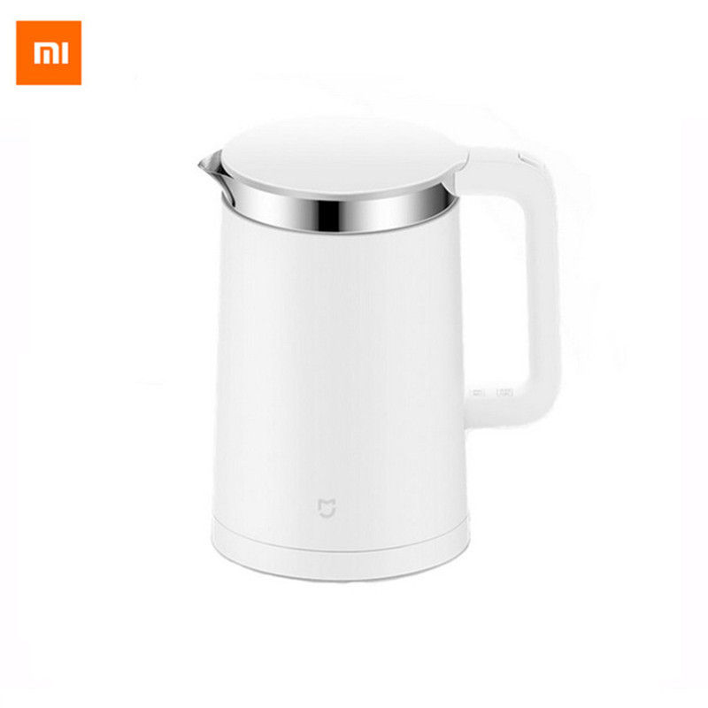 Original Xiaomi Mijia Thermostatic Electric Kettles 1 5L 12 Hours Thermostat kettle Smart Control by Mobile