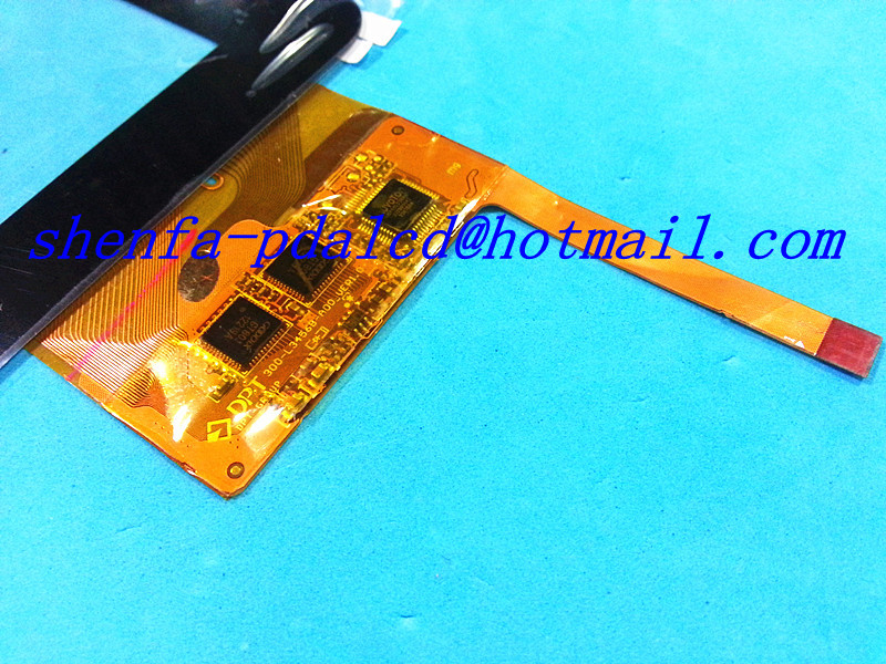 NEW 9.7 inch 12pins for ONN M3 ,KHC S9 ,FlyTouch H08S tablet capacitive touch screen 300-L3456B-A00-VER1.0 free shipping