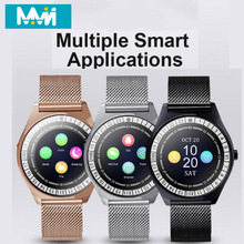 2019 NEW Smart Watch Bluetooth Men BL02 With Touch Screen Big Battery Support Smart Watch TF Sim Card Camera For Android iPhone