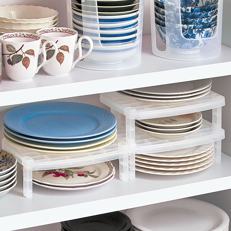 VKLife Story Silicone Floor Type Storage Racks For Kitchen Bedroom Bathroom High Quality in Storage Holders Racks from Home Garden