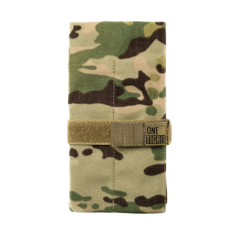 OneTigris Tactical Roll-up Tool Pouch Organizer Tool Roll Bag Hand Tool And Stationary Holder For Rolling Up Your Tools