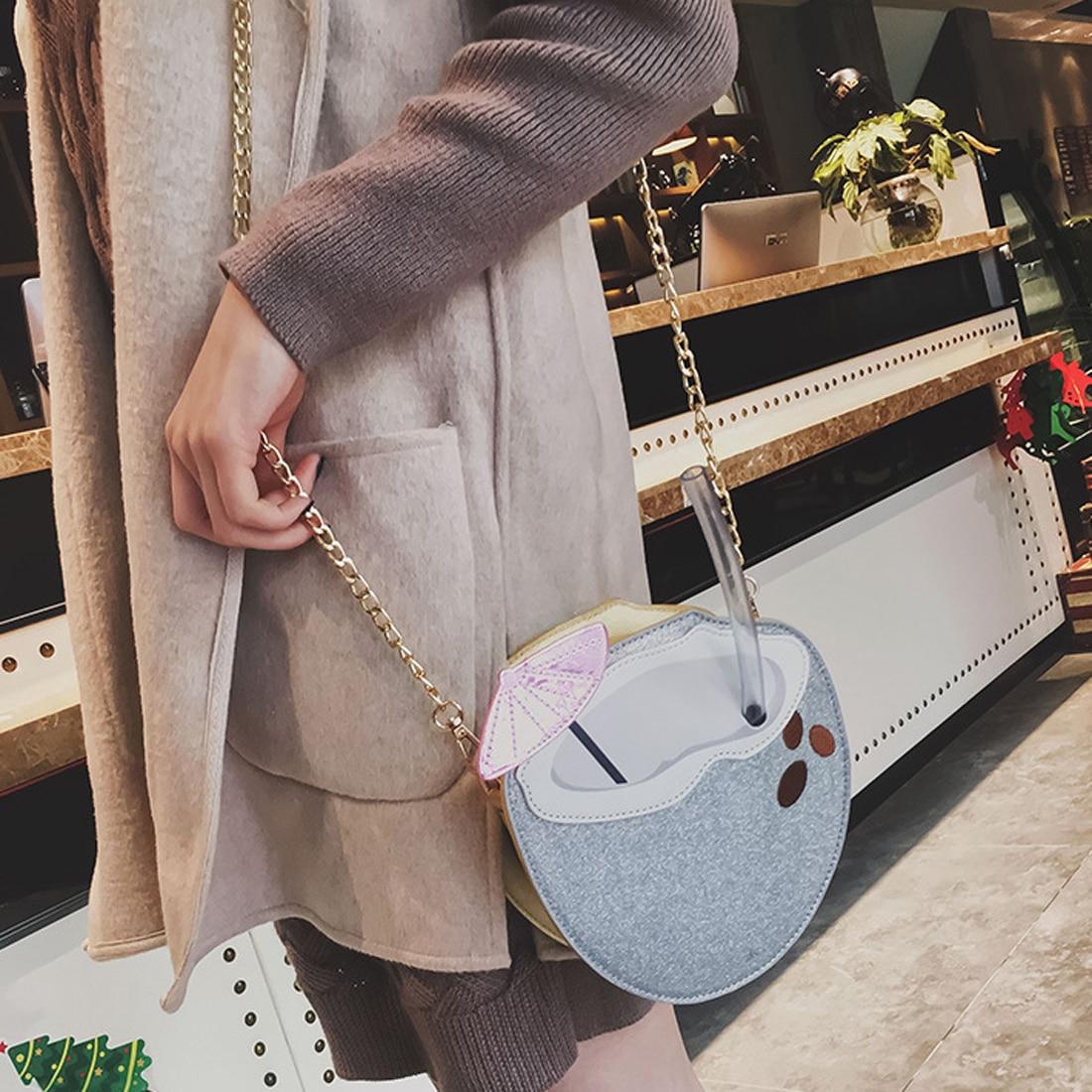 1ecc39439439 Cute coconut pattern bags girls blingbling creative fashion women jpg  1100x1100 Creative fashion bag