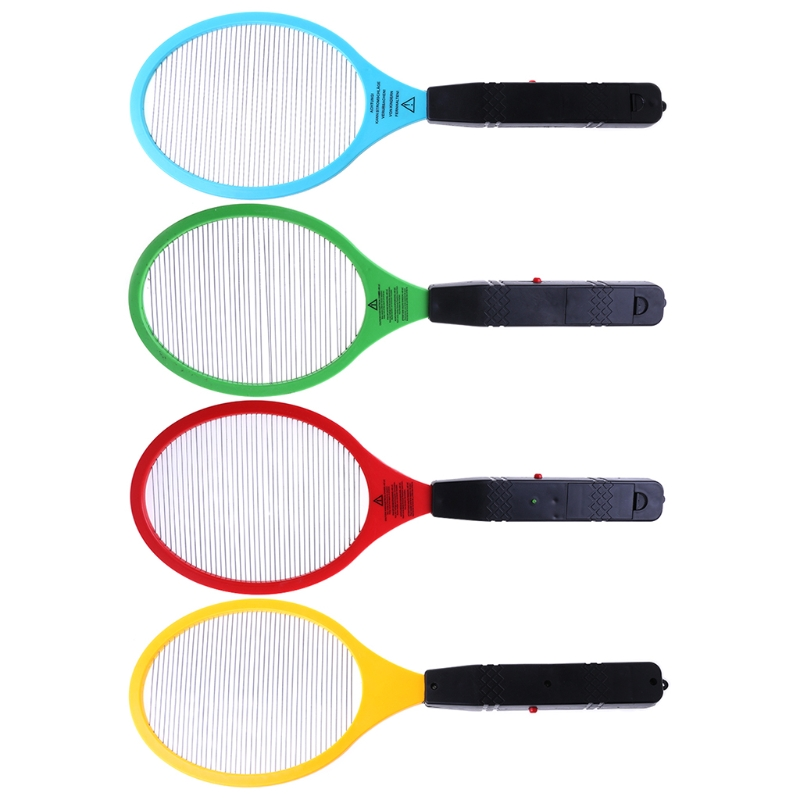 Electric Anti Mosquito Fly Swatter Bug Zapper Killers Racket Home Pest Control Home Appliances Home Appliance Parts