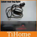 Free car envio laser fog lamp, luz laser traseiro, laser fog light All car Universal