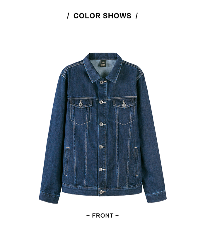 HTB1ryOgaR1D3KVjSZFyq6zuFpXai SEMIR Men Denim Jacket Men Washed Denim Jacket Classic Denim Jacket with Collar for Men Casual Fashion Spring Autumn Clothes