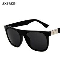 ZXTREE Classic Cheap Sunglasses Women Aviation Shades Male HD Sun Glasses For Men Cool Retro Gradient Lens Driving Glasses UV400