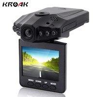 KROAK 2 FHD 1080P Car DVR Camera Video Recorder DVR Vehicle Dash Cam Registrator Registrar Night