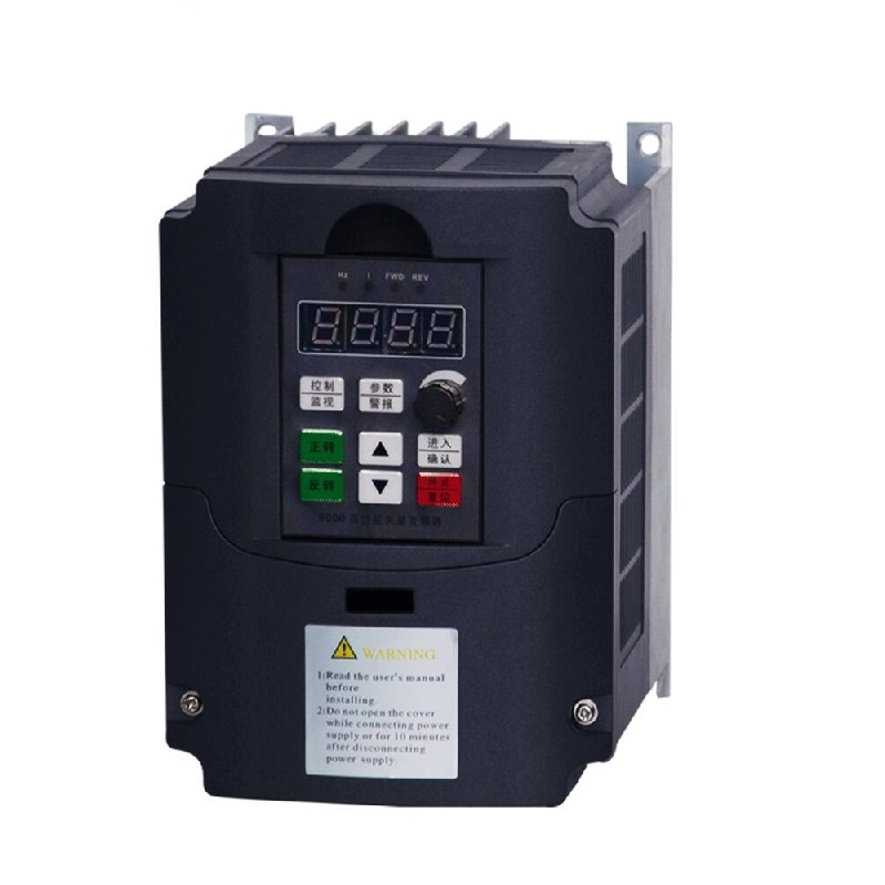Free Shipping Motor Inverter 0.75kW 1.5kW 2.2kW 4kW 220v 1 phase input TO 220v 3 phase output frequency converter ac motor drive frequency converter single phase 4kw 220v household input and three phase 380v output free dhl shipping