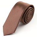 Men's Business Casual Ties 2016 New Fashion Men Evening Party Necktie 5CM Skinny Tie for Men Swallow Gird Gravata Gift Box L5062