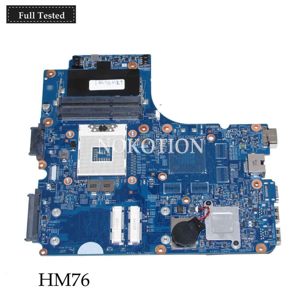 NOKOTION 683495-001 Main board for hp probook 4440s 4540s laptop motherboard HD4000 Graphics J8E DDR3 full testedNOKOTION 683495-001 Main board for hp probook 4440s 4540s laptop motherboard HD4000 Graphics J8E DDR3 full tested