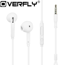 Wired In Ear Earphone 3.5mm Headset Earphones with HD Mic Headphone Earbuds for Samsung Galaxy S6 Note7 fone de ouvido Headset