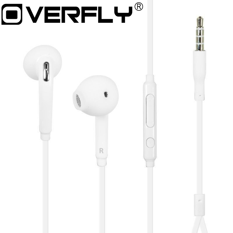 Wired In Ear Earphone 3.5mm Headset Earphones with HD Mic