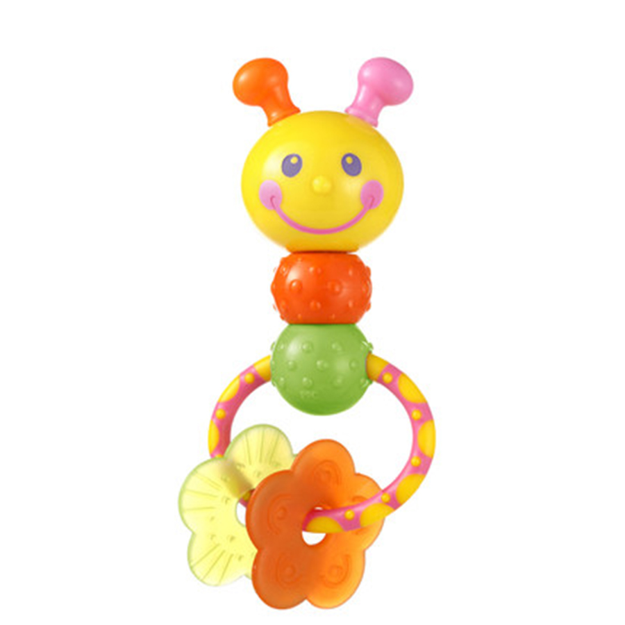 Newborn Musical Baby Rattles Educational Toys 0-12 Months Children Oyuncak Fun Plastic Baby Toys For Babies Mobility 70C0127
