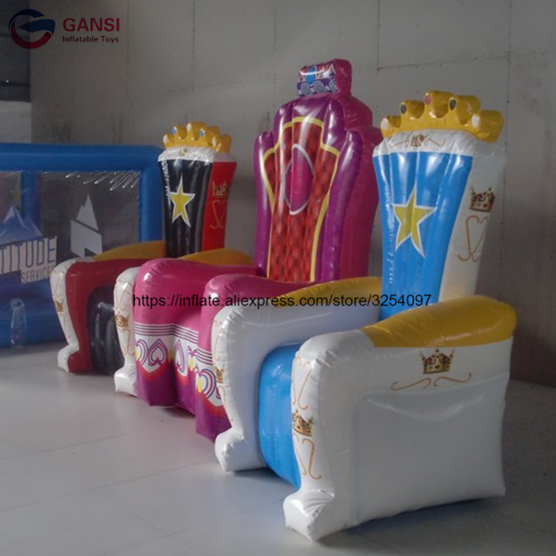 inflatable party chair11
