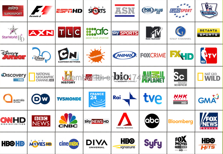 Super English IPTV with 12 months subscription,best