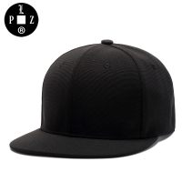 PLZ Classic Hiphop Snapback Baseball Cap Plain Design Cotton Hat For Men Vintage Snapback Cap Jayz