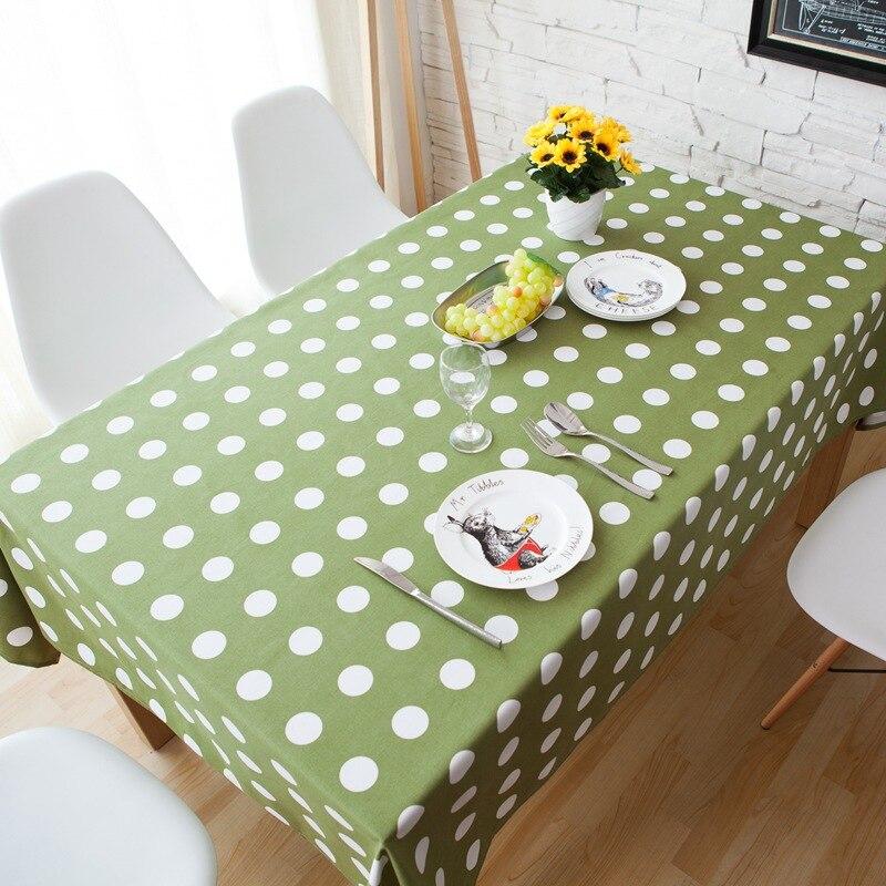 Modern Simplified Coffee Table Covers Korean Small Fresh