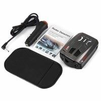 Car Trucker Speed V9 Laser Radar Detector Voice Alert Warning 16 Band Auto Radar Detector Car