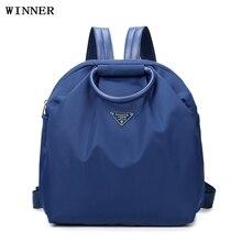 Nueva Dama de La Moda solid mochila mochila Paseo de Ocio Estilo Mujeres cremallera bolsas de viaje mochila mochilas de época de lujo femenina