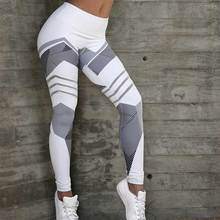 Women Bodybuilding Tight Sport Compression Fitness Workout Legging