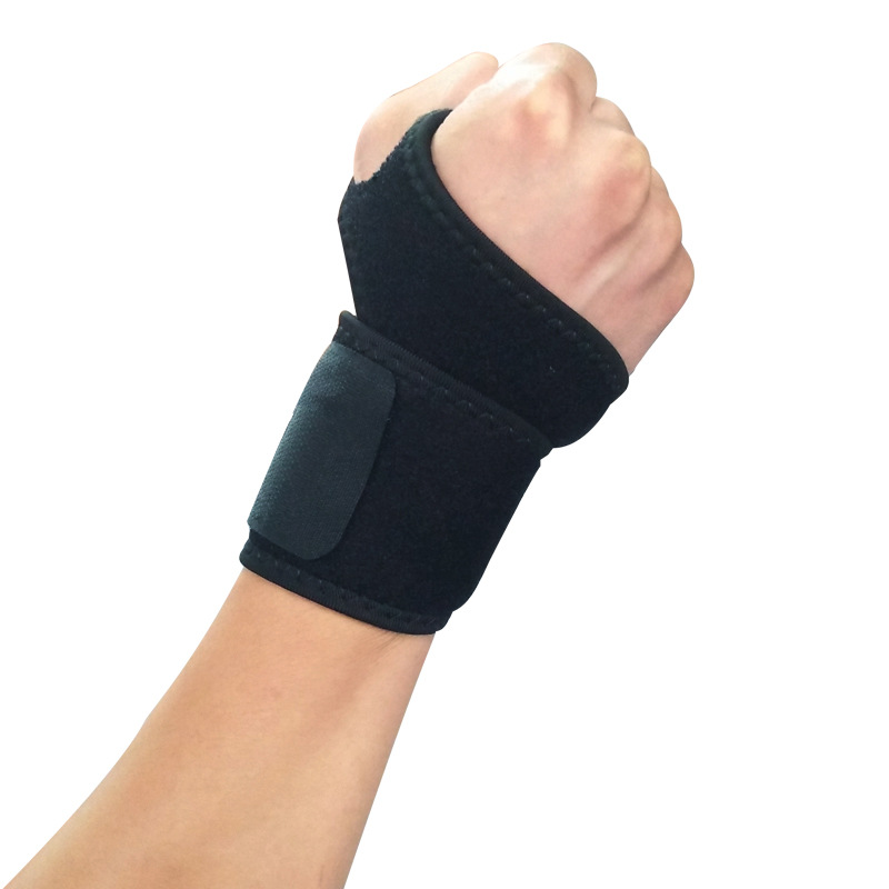 Wrist Brace Support Outdoor Wrist Guard Band Strap Protector Bandage Comfortable High Density Elastic Size Adjustable MP0027